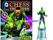 DC Chess Figurine Collection #75 John Stewart Green Lantern Forever Evil Eaglemoss
